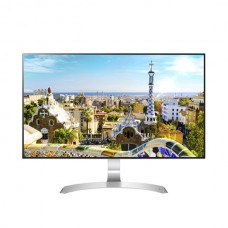 "LG Monitor 27"" IPS LED Full HD, Silver White"