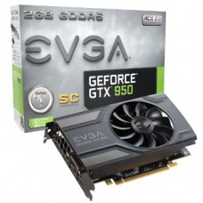 EVGA GTX 950/2GB NVIDIA REF GRAPHICS CARD