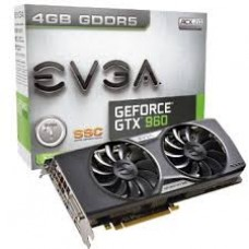 EVGA GTX 960/4GB NVIDIA REF GRAPHICS CARD