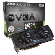 EVGA GTX 970/4GB NVIDIA REF GRAPHICS CARD