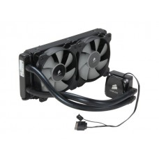 CORSAIR H100I LIQUID COOLING DUAL FAN
