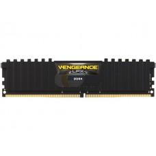 PC2666/16 GB  (8GBX 2)  DDR4 RAM CORSAIR VENGENCE