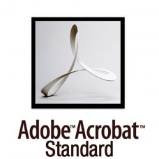Adobe Acrobat Standard- Single user, All Version, Windows Platforms, Multi Languages  - 65234097BA01A12
