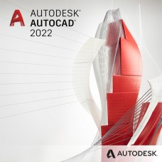 AutoCAD LT 2022 Commercial New Single-User ELD - 1 Year Subscription