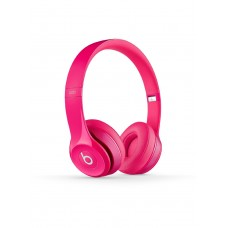Beats Solo2 On-Ear Headphones - Pink