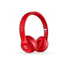 Beats Solo2 On-Ear Headphones - RED