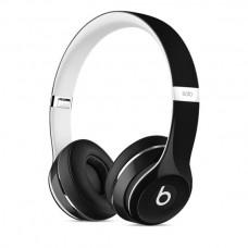 Beats Solo2 On-Ear Headphones, Luxe Edition - Black