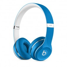 Beats Solo2 On-Ear Headphones, Luxe Edition - Blue