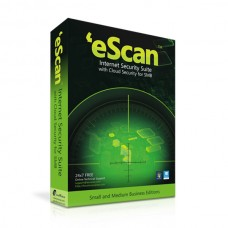 eScan Internet Security Suite for SMB - 1 Year