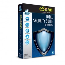 eScan Total Security Suite for Business - 1 Year