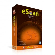 eScan Anti-Virus for SMB - 1 Year