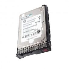 HP 600 GB 2.5-inch SAS 12G 15K RPM Ent SFF Hot-Plug Hard Drive (HDD) - Gen G8 G9