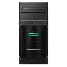 HPE ProLiant ML30 Gen10 Tower Server / Intel Xeon E-2224 - 4 Core / 8 GB RAM / 2 X 1TB SATA HDD / 350W / 1Y