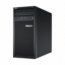 Lenovo Think System ST50 / E3-1225v6 / 8GB / 2X2TB / 250W Tower Server