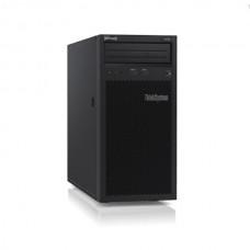 Lenovo ThinkSystem ST50 / Intel Xeon E-2124G - 4 Core /  8 GB / 2 X 1TB SATA/250W Tower Server