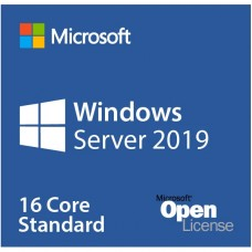 Microsoft Win Server STD Core 2019 SNGL OLP 16Lic NL Core Lic - 16 Core