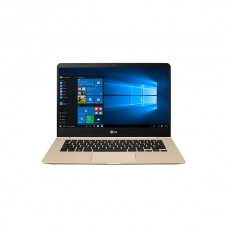 "LG gram 14"" Core i5 Processor Ultra-Slim Laptop Gold - 14Z960-G.AJ5GE1"