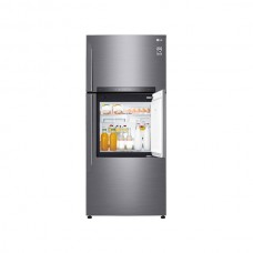 LG  Refrigerator Stainless Steel VCM Top Freezer with door-in-door