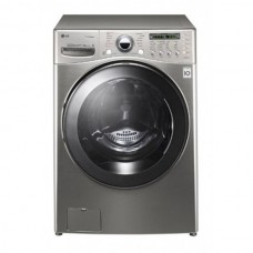 LG Washer/Dryer Front Load 17/9 KG F1255RDS27 - Silver