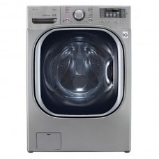 LG Washer/Dryer Front Load 19/10 KG 1200 RPM FH299RDSU7 - Shiny Steel