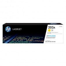 HP 203A Yellow LaserJet Toner