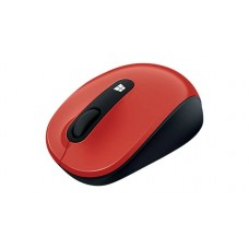 Microsoft Sculpt Mobile Mouse Red