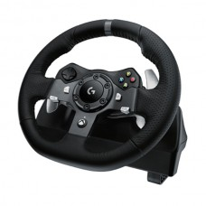 Logitech G920 Driving Force Racing Wheel for PC And Xbox One