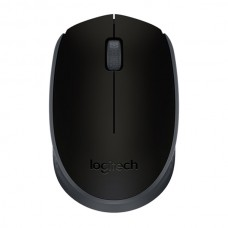 Logitech M171 Wireless Nano Mouse - Black
