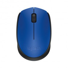 Logitech M171 Wireless Nano Mouse - Blue