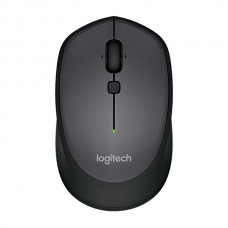 Logitech M335 Wireless Mouse - Dark Silver