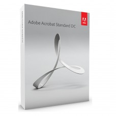 Adobe Acrobat Standard - Perpetual License, AOO License, Version 2017, Windows Platforms - 65280459AD01A00