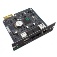 APC UPS Network Management Card With PowerChut Shoutdown & Enveironmental Monitoring