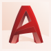 Autodesk AutoCAD 2016 for MAC, Multi User ( Network ), Annual Subscription with Advanced Support