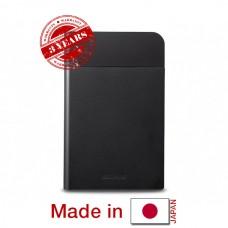 Buffalo MiniStation Extreme 2 TB External HDD / USB 3.0 / 2.5 inch - Black