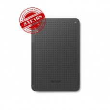 Buffalo MiniStation 2 TB External HDD / USB 3.0 / 2.5 inch - Black