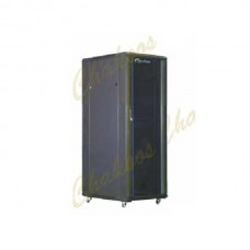 32U Free Standing Rack Cabinet For Server with PDU and Fan