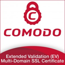 Comodo Extended Validation (EV) Multi-Domain SSL Certificate
