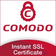Comodo Instant SSL Certificate
