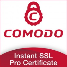 Comodo Instant SSL Pro Certificate