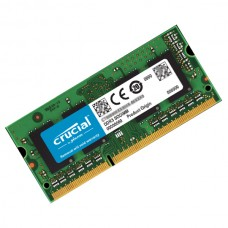 Memory 8 GB DDR3L 1600 SODIMM for Laptop - Crucial