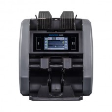 Dors 800 2-Pocket Multi Currency Counter with Expert Level Counterfeit Detection