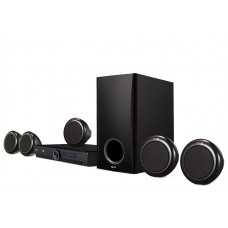 LG  5.1ch 300 watts DVD Home Cinema System-DH3140S