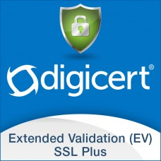 Digicert Extended Validation (EV) SSL Plus Certificate