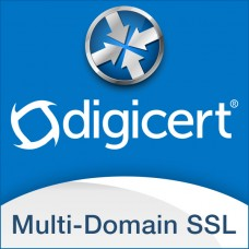Digicert Multi-Domain SSL Basic Certificate - 4FQDNs
