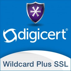 Digicert Wildcard Plus SSL Certificate