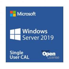 Microsoft Windows Server 2019 Single OLP User CAL