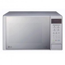 LG 3OLtr Multifunction Solo Microwave Oven - White