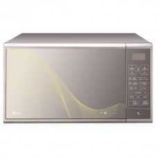 LG 44 Ltr Solo Microwave Oven-Silver