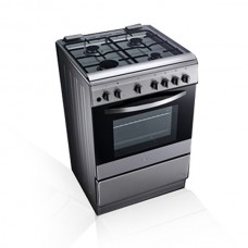 LG 60CM Gas Cooker with Rotissrie Grilling