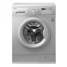LG 7KG Front Load Washing Machine - Silver